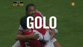 GOLO! SC Braga, Alan aos 77', SC Braga 6-1 Belenenses