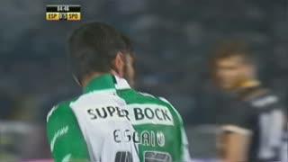 Sporting CP, Jogada, Ricardo Esgaio aos 84'