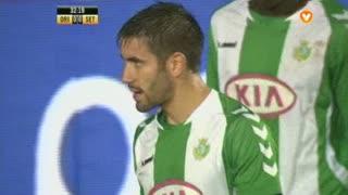 Oriental, Jogada, Carlos Saleiro aos 32'