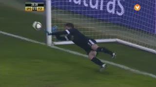 Sporting CP, Jogada, Montero aos 28'