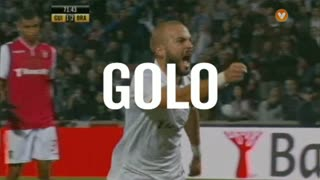 GOLO! Vitória SC, André André aos 71', Vitória SC 1-2 SC Braga