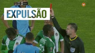 Rio Ave FC, Expulsão, P. Sow aos 77'