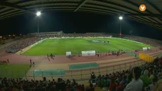 Taça de Portugal (3ª Eliminatória): Resumo SC Covilhã 2-3 SL Benfica