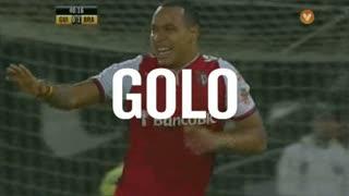 GOLO! SC Braga, Felipe Pardo aos 41', Vitória SC 0-2 SC Braga