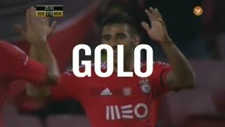 GOLO! SL Benfica, Salvio aos 22', SL Benfica 3-0 Moreirense FC