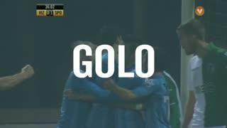 GOLO! Vizela, Talocha aos 37', Vizela 1-1 Sporting CP