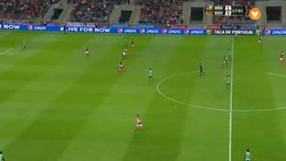SC Braga, Jogada, Zé Luís aos 18'
