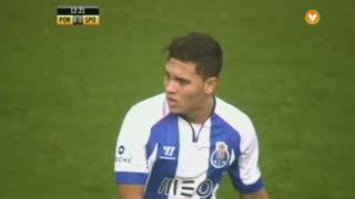 FC Porto, Jogada, Quintero aos 12'