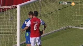 Sporting CP, Jogada, Carrillo aos 24'