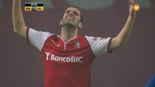 SC Braga, Jogada, Rúben Micael aos 23'