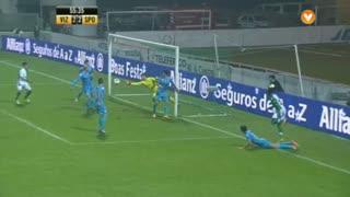 Sporting CP, Jogada, Oriol Rosell aos 56'