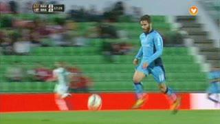 SC Braga, Jogada, Rafa aos 17'