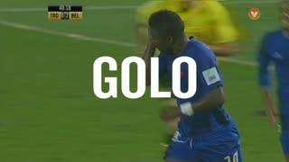 GOLO! Belenenses, Camará aos 41', Trofense 0-3 Belenenses