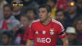 SL Benfica, Jogada, Salvio aos 34'