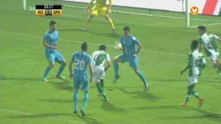Sporting CP, Jogada, Montero aos 33'