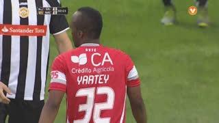Gil Vicente FC, Jogada, I. Yartey aos 3'