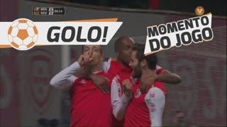 GOLO! SC Braga, Pedro Santos aos 7', SC Braga 1-0 Rio Ave FC