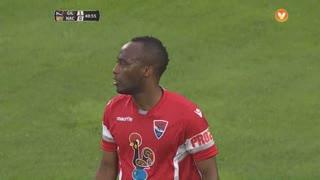 Gil Vicente FC, Jogada, I. Yartey aos 41'