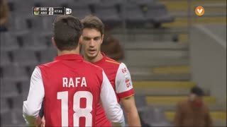 SC Braga, Jogada, Rafa aos 45'