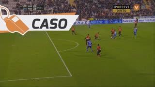 FC Porto, Caso, P. Osvaldo aos 75'