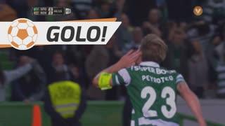 GOLO! Sporting CP, Adrien Silva aos 45'+1', Sporting CP 1-1 SL Benfica