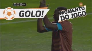 GOLO! FC Porto, Aboubakar aos 9', CD Feirense 0-1 FC Porto