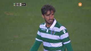 Sporting CP, Jogada, B. Ruiz aos 52'