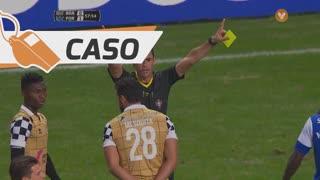 Boavista FC, Caso, U. Nwofor aos 57'
