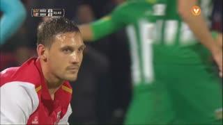SC Braga, Jogada, N. Stojiljković aos 31'