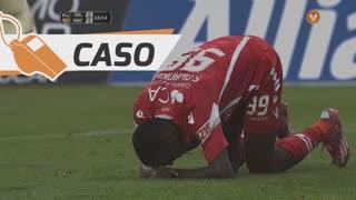 Gil Vicente FC, Caso, Simy aos 17'