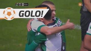 GOLO! Sporting CP, Slimani aos 56', SC Braga 2-2 Sporting CP