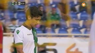 Sporting CP, Jogada, Montero aos 65'