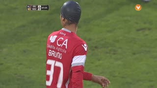 Gil Vicente FC, Jogada, Bruno Silva aos 48'