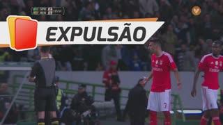 SL Benfica, Expulsão, Samaris aos 113'