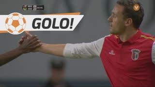 GOLO! SC Braga, N. Stojiljković aos 60', SC Braga 2-0 FC Arouca