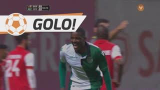 GOLO! Sporting CP, William aos 66', SC Braga 2-3 Sporting CP
