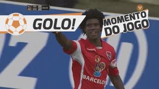 GOLO! Gil Vicente FC, Pecks aos 30', Gil Vicente FC 1-0 CD Nacional