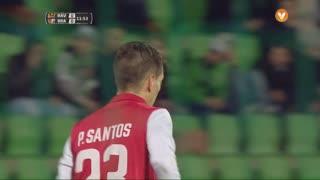 SC Braga, Jogada, Pedro Santos aos 12'
