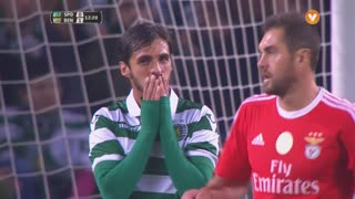 Sporting CP, Jogada, B. Ruiz aos 12'