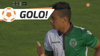 GOLO! Sporting CP, Matheus Pereira aos 12', Vilafranquense 0-1 Sporting CP