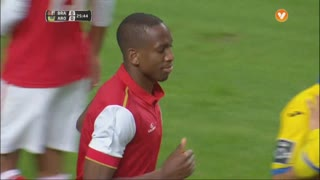 SC Braga, Jogada, W. Boly aos 25'
