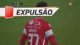 Gil Vicente FC, Expulsão, Bruno Silva aos 68'