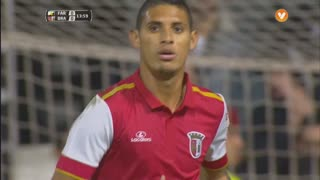 SC Braga, Jogada, Crislan aos 14'
