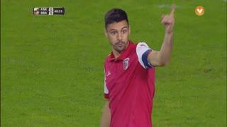 SC Farense, Jogada, André Pinto aos 49'