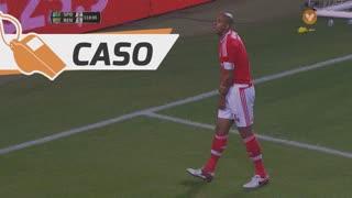 SL Benfica, Caso, Luisão aos 117'