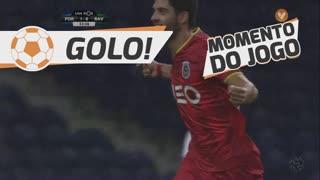 GOLO! SC Braga, Hugo Basto (p.b.) aos 57', SC Braga 1-0 FC Arouca