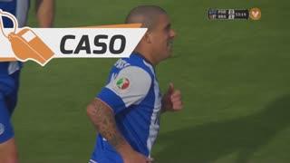 FC Porto, Caso, Maxi Pereira aos 54'