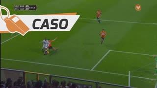 Vitória SC, Caso, Hernâni aos 64'