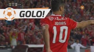 GOLO! SL Benfica, Jonas aos 72', SL Benfica 3-2 Estoril Praia