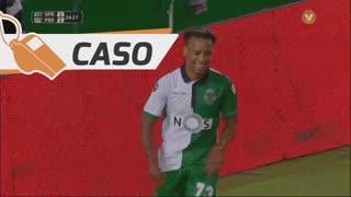 Sporting CP, Caso, Matheus Pereira aos 24'